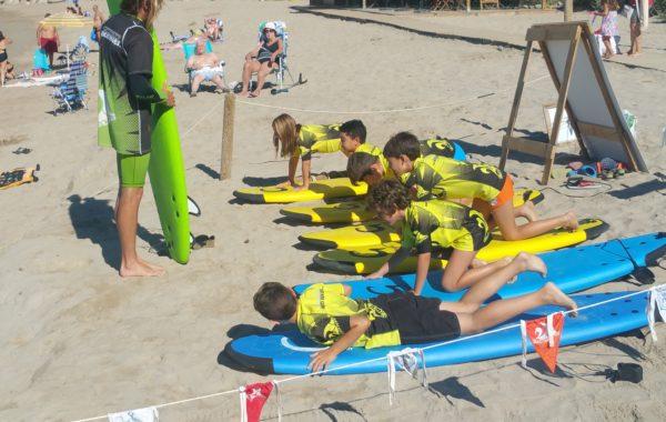 Surf Camp Semana Santa 2020
