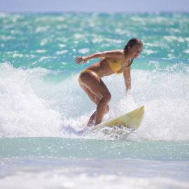 Iniciación Surf/Paddle Surf
