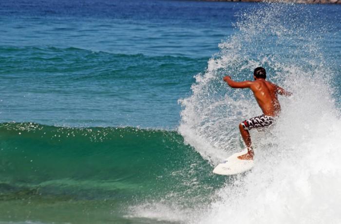 Curso Anual de Surf y Surfskate