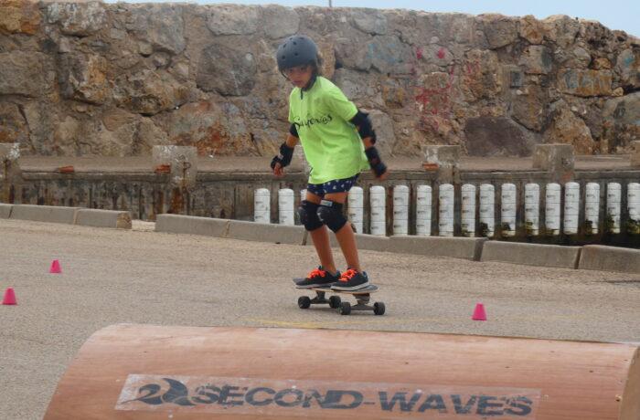 Extraescolares de Skate Barcelona